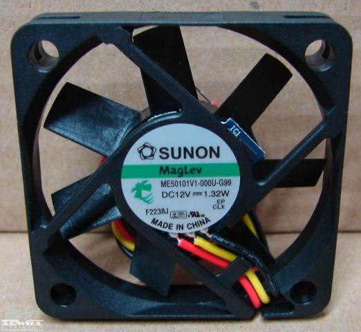 ME50101V1-G99, ventilátor