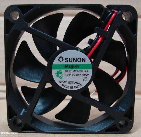 ME60151V1-A99, ventilátor