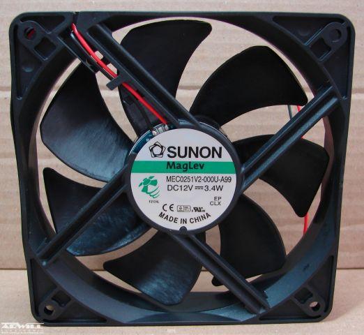 MEC0251V2-A99, ventilátor
