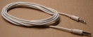 3,5 jack kábel, 1,2m