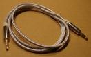 3,5 jack kábel, 1m