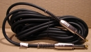 6,3 jack kábel, 6m