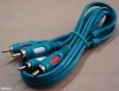 RCA kábel, 1,8m