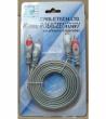 RCA kábel, 3m