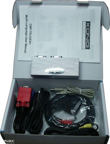VGA/video átalakító
