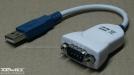 USB-RS232 konverter