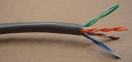 UTP kábel, CAT5e, RÉZ