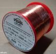 Zománcozott rézhuzal, 0,15mm