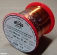 Zománcozott rézhuzal, 0,75mm
