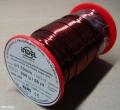 Zománcozott rézhuzal, 1,1mm