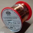 Zománcozott rézhuzal, 1,6mm