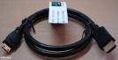 HDMI / mini HDMI kábel, 0,7m